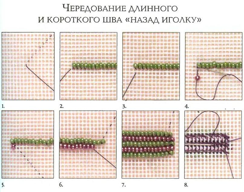 Как из бисера шить